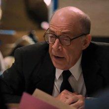 The Front Runner: J.K. Simmons in una scena del film
