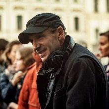 The White Crow: Ralph Fiennes sul set del film