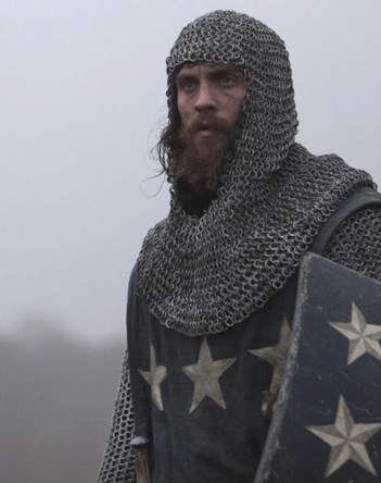 Aaron Taylor Johnson Outlaw King Netflix