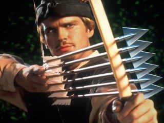 Robin Hood Un Uomo In Calzamaglia
