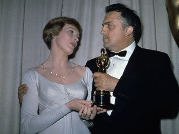 Federico Fellini E Julie Andrews