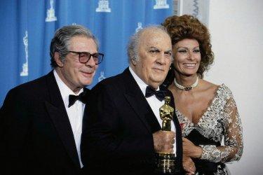 Fellini Oscar Carriera