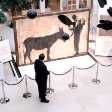 L'uomo che rubò Banksy: una scena del documentario