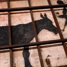 L'uomo che rubò Banksy: un momento del documentario di Marco Proserpio