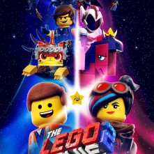 Locandina di The LEGO Movie 2