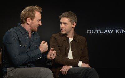 """Tony Curran e Billy Howle su Outlaw King: """"Nel Medioevo la lealtà era un valore molto più importante di oggi"""""""