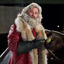 Qualcuno salvi il Natale: Kurt Russell in una scena del film
