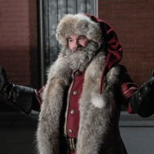 Qualcuno salvi il Natale: Kurt Russell in una scena