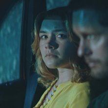 The Little Drummer Girl: Florence Pugh con Alexander Skarsgård
