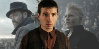 Fantastic Beasts The Crimes Of Grindelwald Credence Twist