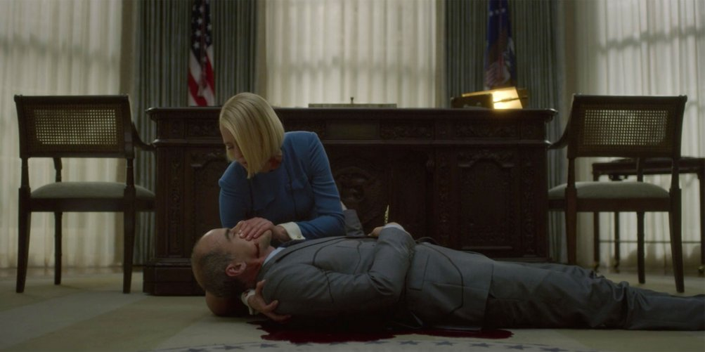 House Of Cards Series Finale 03