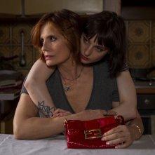 Baby: Isabella Ferrari e Alice Pagani in una scena della serie