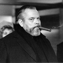 Lo Sguardo di Orson Welles: un'immagine del documentario