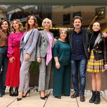 Se son rose: Leonardo Pieraccioni e il cast del film
