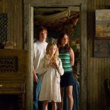 Il castello di vetro: Brie Larson, Josh Caras, Shree Crooks in una scena