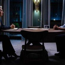 Il testimone invisibile: Riccardo Scamarcio e Mria Paiato in una scena