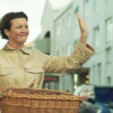 La donna elettrica: Halldóra Geirharðsdóttir in un'immagine del film