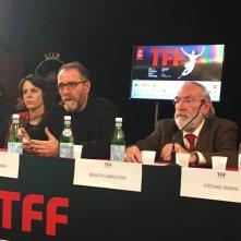 Tide: il cast in conferenza al Torino Film festival