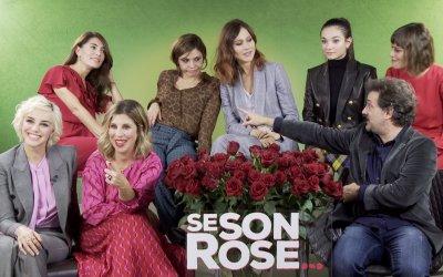 Se son rose: Leonardo Pieraccioni e il suo cast al femminile ci spiegano l'amore