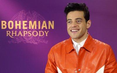 "Bohemian Rhapsody, Rami Malek è Freddie Mercury: ""Oltre la sua audacia c'è molto di più"""