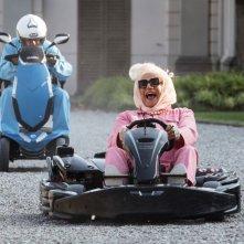 Amici come prima: Massimo Boldi e Christian De Sica in una scena