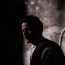 Il destino degli uomini: Andrea Sartoretti in un momento del film