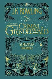 Screenplay Crimini Grindelwald Harry Potter