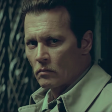 Johnny Depp in una scena di City of Lies