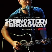 Locandina di Springsteen on Broadway