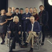 Natale a 5 stelle: il cast, regista e sceneggiatore