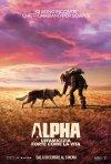 Locandina di Alpha - Un'amicizia forte come la vita