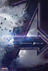 Locandina di Avengers: Endgame