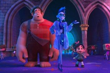 Ralph Spacca Internet: una foto del film animato