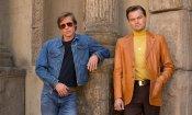"""""""DiCaprio e Pitt come De Niro e Pacino in Heat"""": il 2019 di Warner Bros nel segno di Tarantino"""