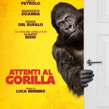 Locandina di Attenti al gorilla
