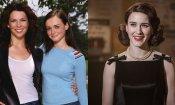 La fantastica signora Maisel e le Gilmore Girls: imparare a vivere con il sorriso