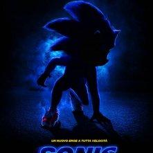 Locandina di Sonic Il Film