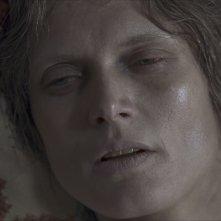 Suspiria: una scena tragica del film
