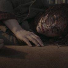 Suspiria: Chloë Grace Moretz in una scena