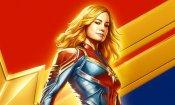 Captain Marvel: un nuovo poster del cinecomic con Brie Larson
