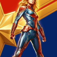 Captain Marvel: un nuovo poster del film Marvel