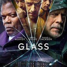 Glass: un poster italiano del film
