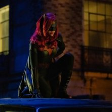 Arrow: Ruby Rose in una scena di Elseworlds, parte 2