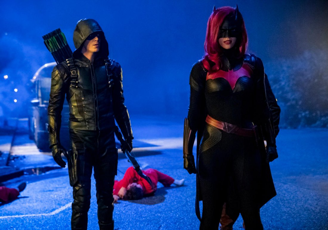 Arrow Elseworlds Parte2 3