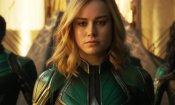 """Brie Larson: """"Capitan Marvel riesce a sollevare il martello di Thor!"""""""