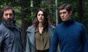 Il testimone invisibile: Mordini, Scamarcio e il resto del cast presentano il noir delle feste