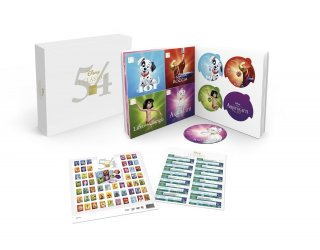 Regali Natale Disney Dvd