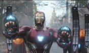 Marvel: un fan paragona l'uso del Nanotech nelle tute di Iron Man, Black Panther e Captain Marvel