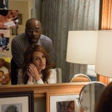 Ben Is Back: Courtney B. Vance e Julia Roberts in una scena del film