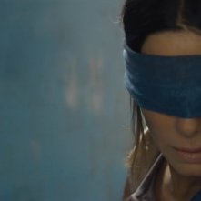 Bird Box: Sandra Bullock in un'immagine del film